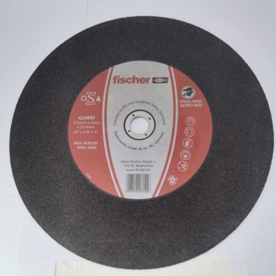 Cutting disc 14 inch