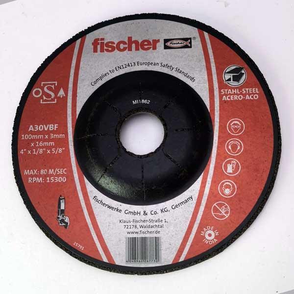 Cutting Disk 4 inch