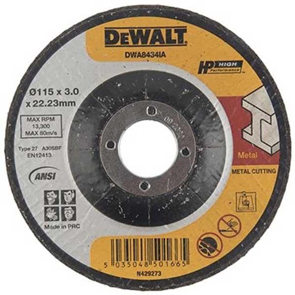Cutting Disc DWA8434IA